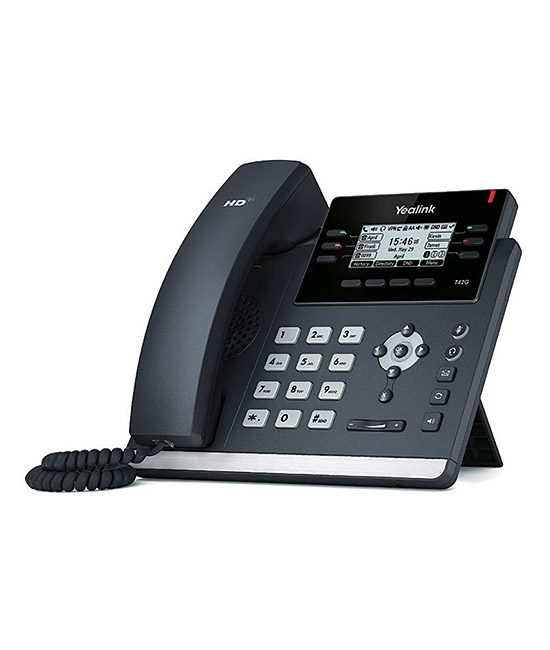 Yealink Ultra-elegant Gigabit IP Phone SIP-T42G